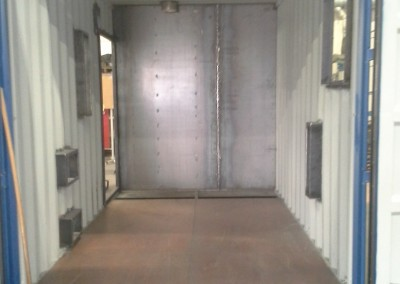 Container 20ft high cube